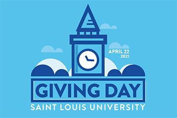 SLU Giving Day 2021 Logo