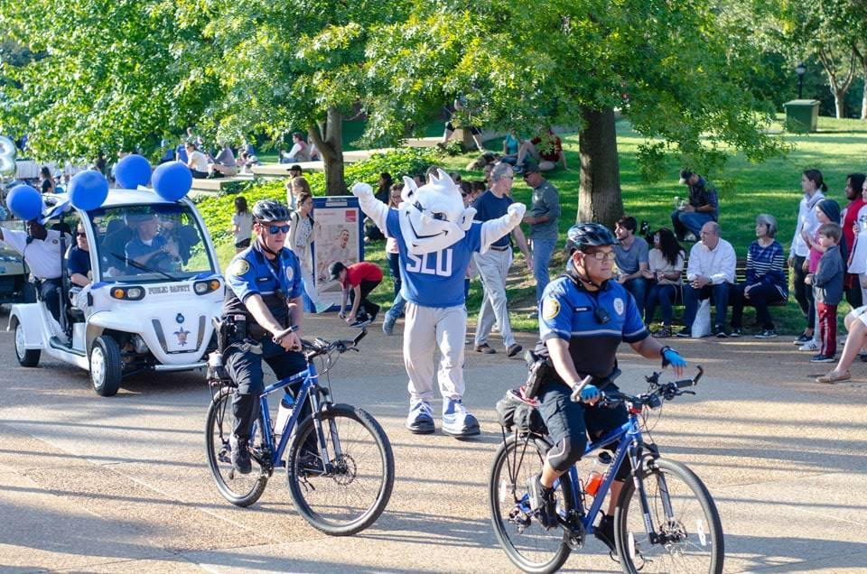 The Saint Louis University community showed off its best Billiken spirit at the 2018 Homecoming and Family Weekend celebration.