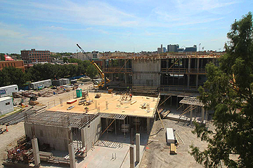 ISE Building Construction August 2019