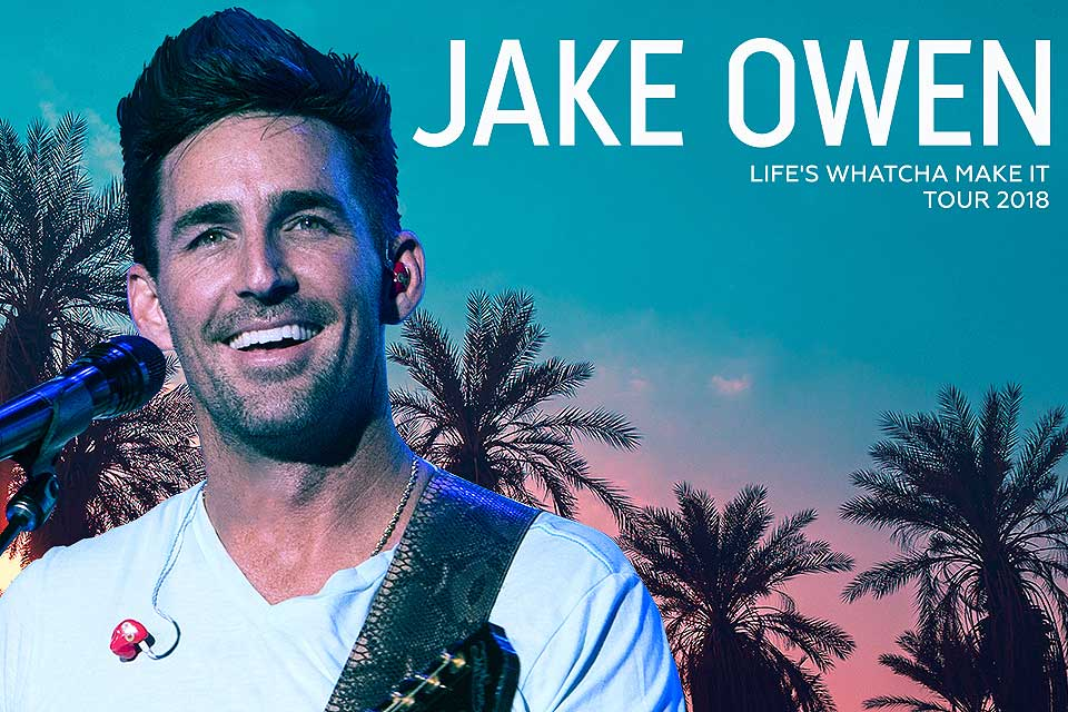 Jake Owen Presale