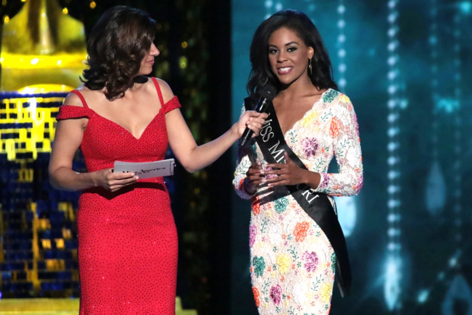 Miss Missouri Jennifer Davis (A&S '16) was crowned runner-up in the Miss America Pageant Sunday night.