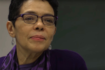Karla D. Scott, Ph.D., professor of communication at Saint Louis University.
