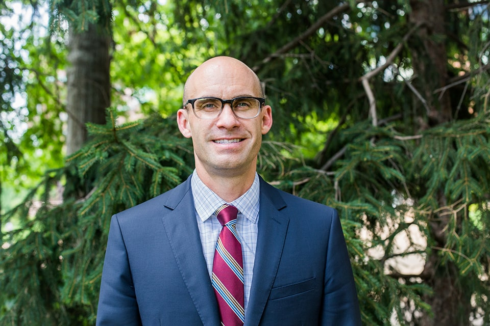 Kenton Johnston, Ph.D., an associate professor of health management and policy at Saint Louis University's College for Public Health and Social Justice, recently led two studies into how Medicare's Merit-Based Incentive Payment System impacts clinicians.