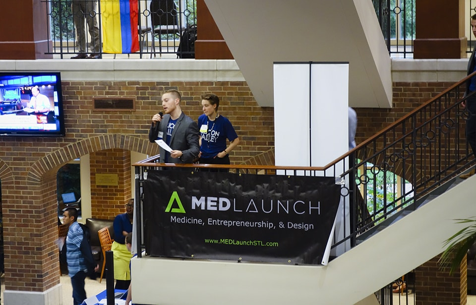 MEDLaunch kicked off its second year at the Billicon Valley event Thursday, Sept. 28.