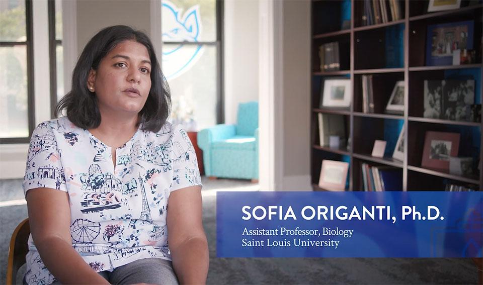 Sofia Origanti, Ph.D.