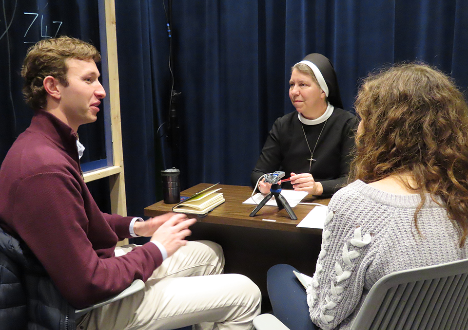 Saint Louis University's Office of Mission and Identity will launch its podcast, 'Mission Matters' on Wednesday, Feb. 26. The podcast will highlight people and initiatives which embody Jesuit traditions at Saint Louis University.