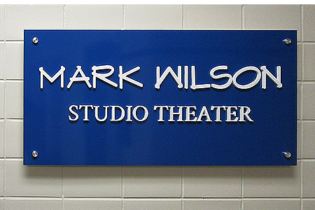 Mark Wilson Studio Theatre