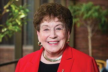 Norma Metheny, Ph.D.