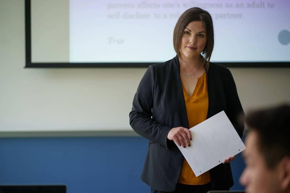 Jennifer Ohs, Ph.D.
