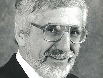 Vincent Punzo, Ph.D., a Saint Louis University alumnus and former chair of the Department of Philosophy, died May 6. He was 86.