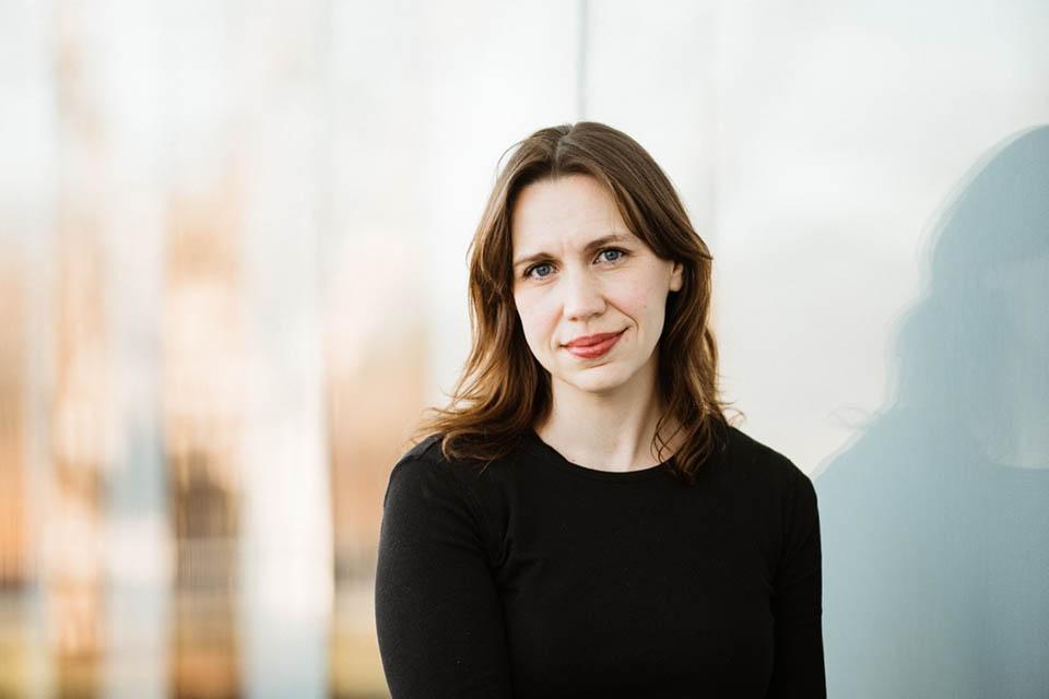 Author Rachel Greenwald Smith, Ph.D.