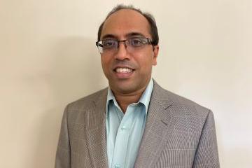 Sanjay Jayaram, Ph.D., associate professor of aerospace and mechanical engineering at Saint Louis University, named an American Institute of Aeronautics and Astronautics Class of 2022 Associate Fellow.