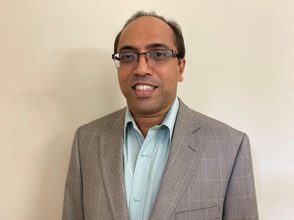 Sanjay Jayaram, Ph.D.