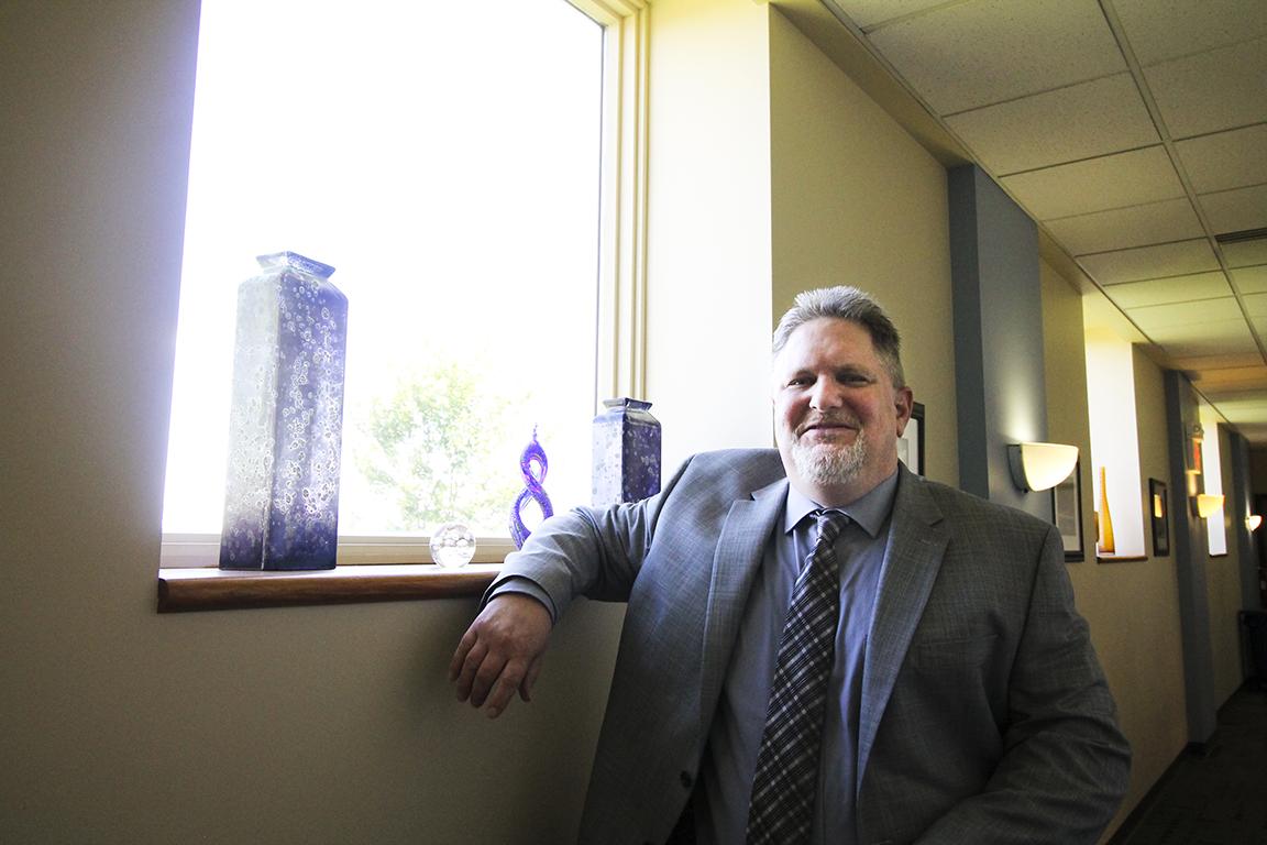 Jeffrey Scherrer, Ph.D., is an associate professor in Family and Community Medicine.