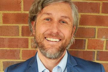 A photo of Scott Duellman, Ph.D.