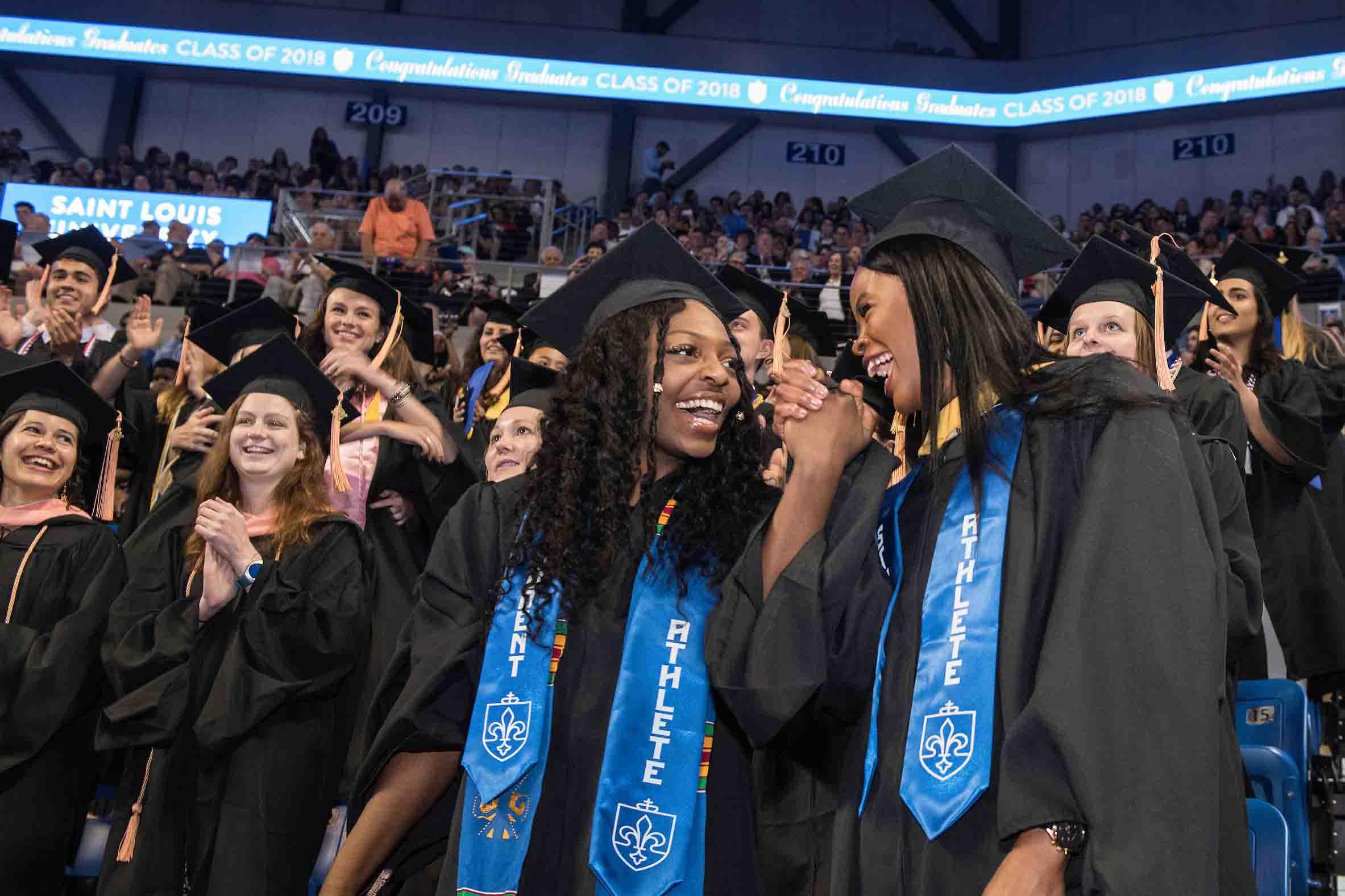 Slu Graduation 2020.2019 Commencement What You Need To Know Slu