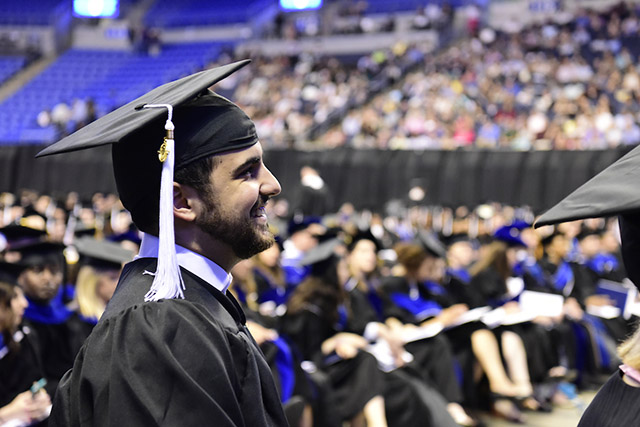 Saint Louis University Commencement
