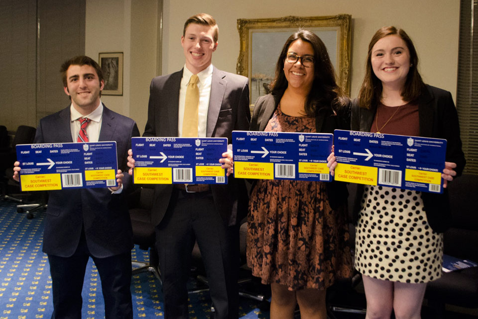 Southwest Airlines Case Competition