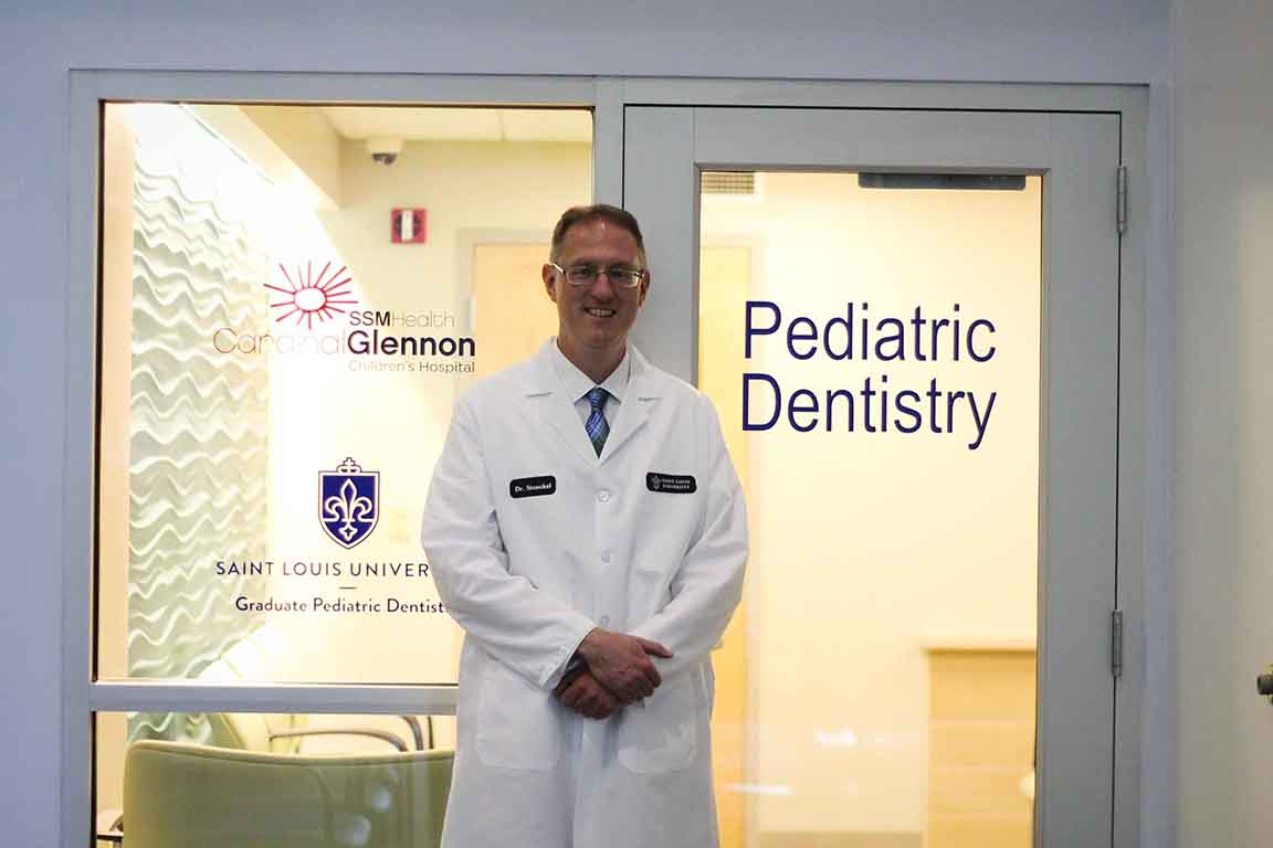 Caring for Kids: SLU Starts Pediatric Dentistry Residency Program : SLU