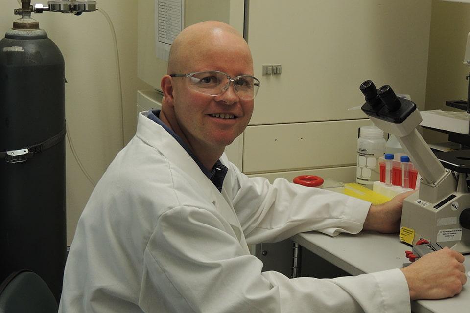 Francis M. Sverdrup, Ph.D.