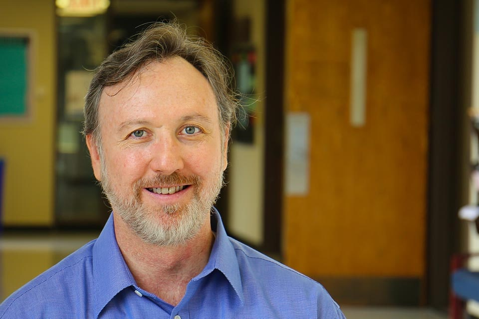 Michael Vaughn, Ph.D.