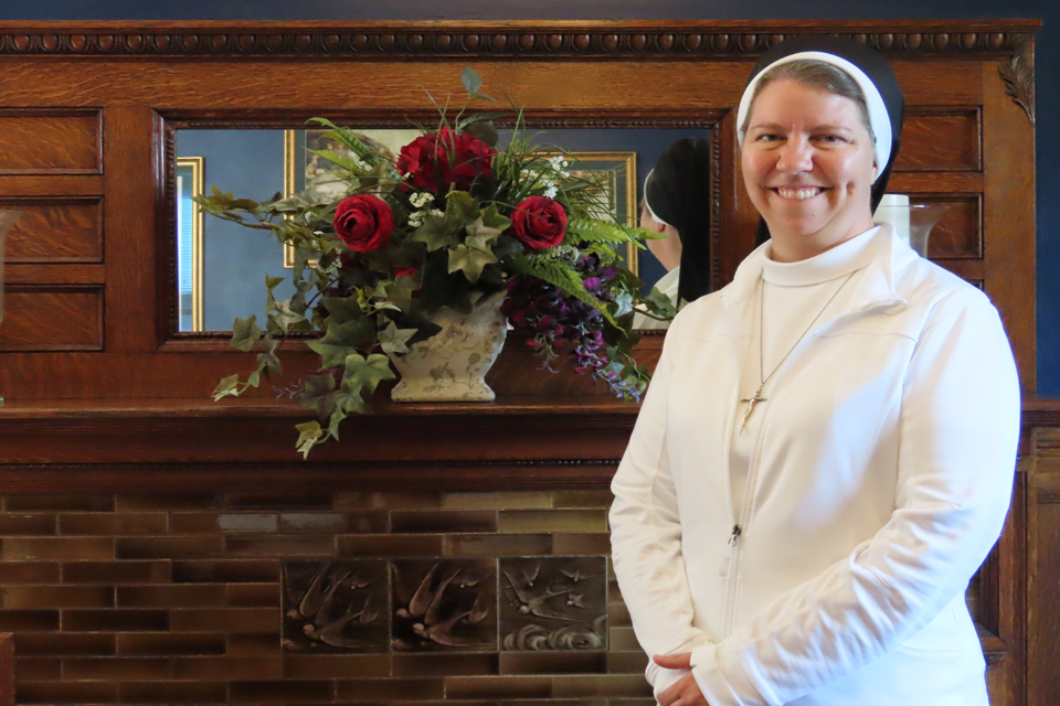 Sr. Virginia Herbers, ASCJ has joined the Office of Mission and Identity Office as the new director of spiritual formation.