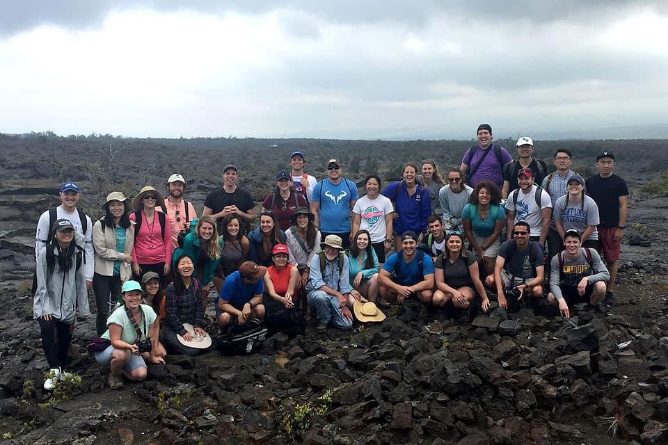 Geosciences trip