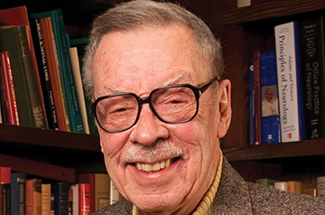 Robert Woolsey, M.D., professor emeritus of neurology at Saint Louis University, died Feb. 18, 2019. He was 87.