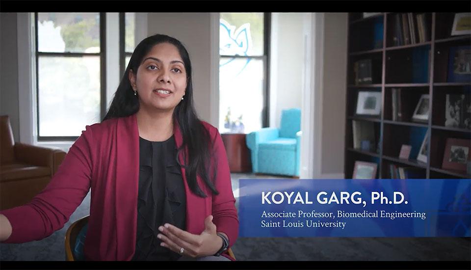 Koyal Garg, Ph.D.