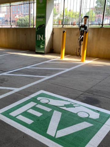 Electric Parking Stations