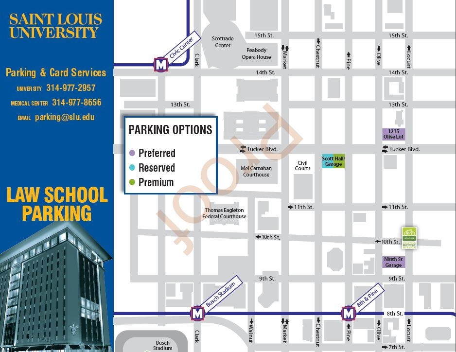 Parking At Slu Slu