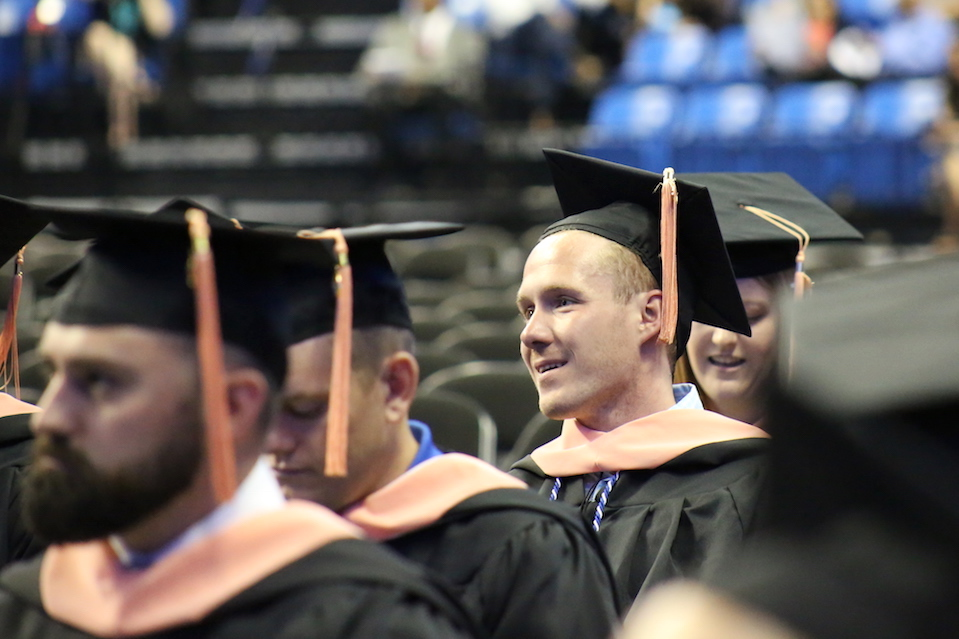 Shawn Merillat, Master of Public Health alumnus, Saint Louis University
