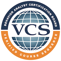behavior analyst certification board verified course sequence logo