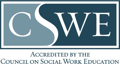Logo of the Council on Social Work Education