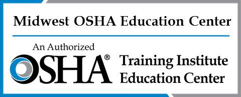 midwest OSHA training center