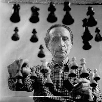 Marcel Duchamp: Chess Master