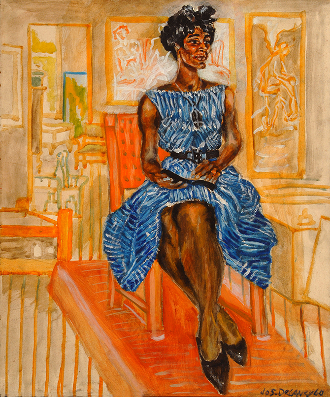 Tradition Redefined: The Larry and Brenda Thompson Collection of African-American Art