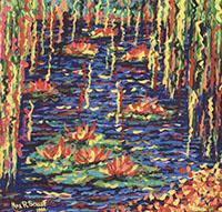 Max Scharf: Radiant Harmonies
