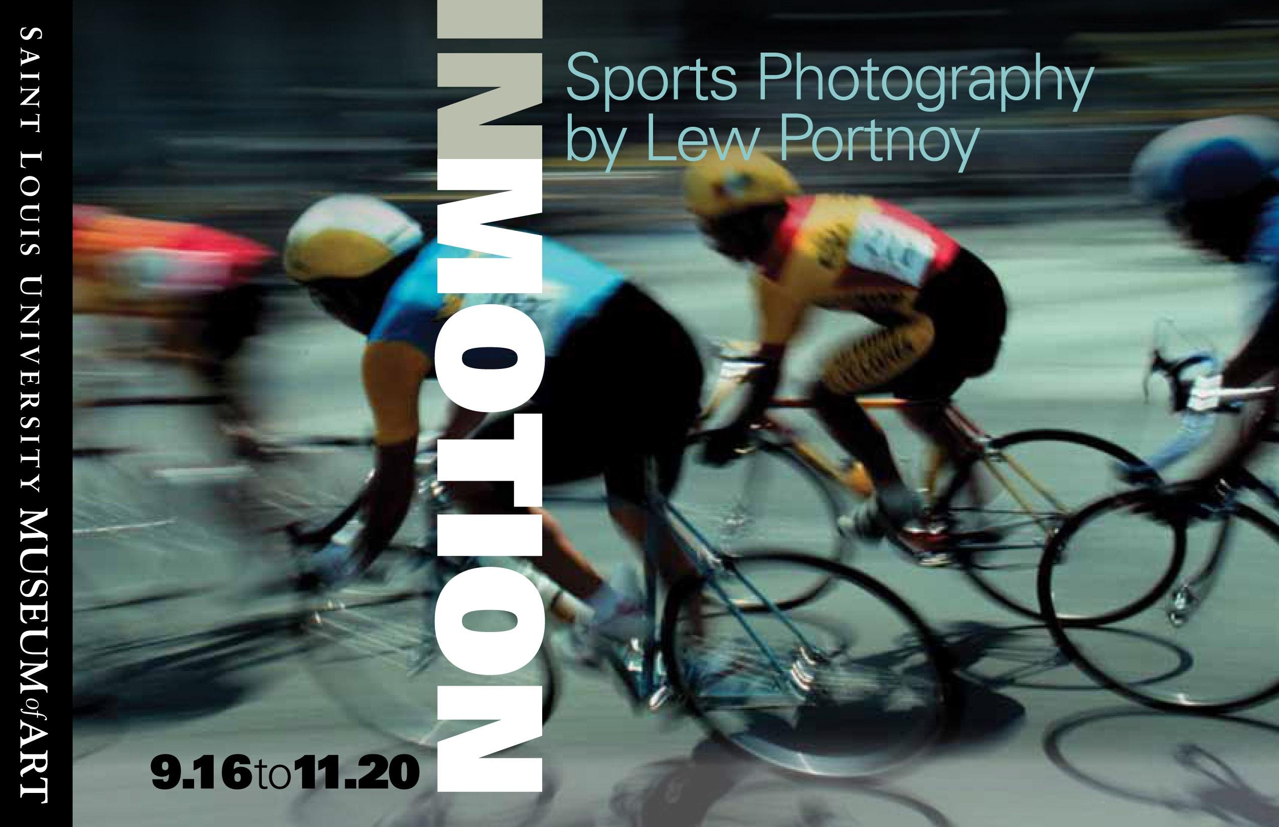 InMotion: Sports Photography by Lew Portnoy