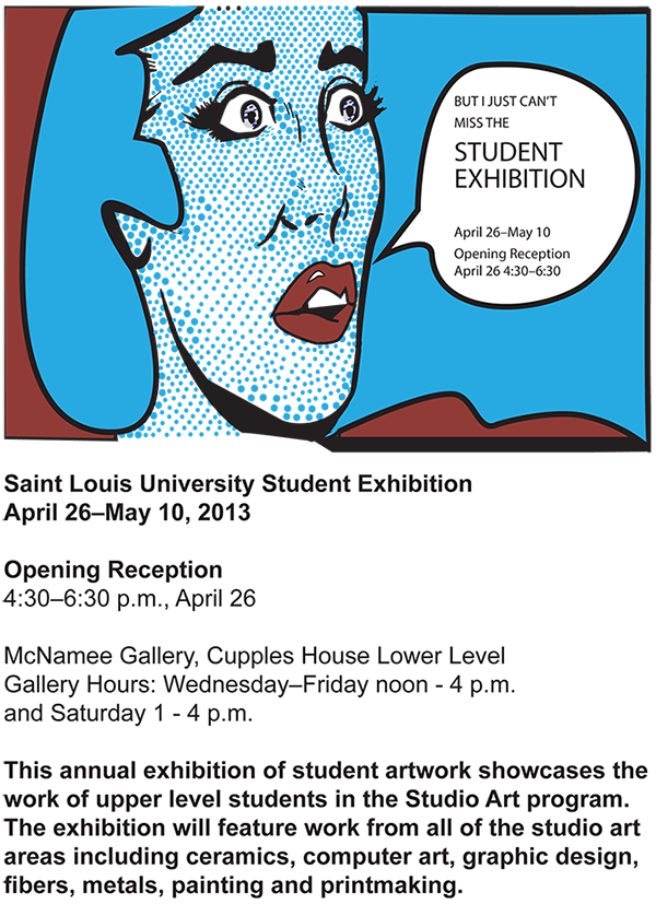 Saint Louis University Student Exhibition