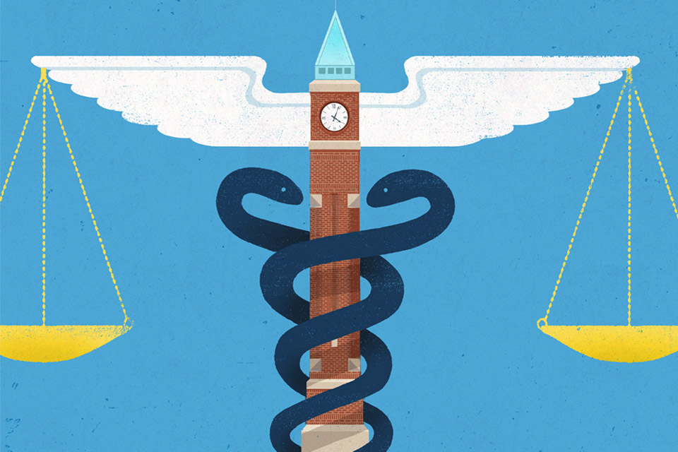 health law illustration