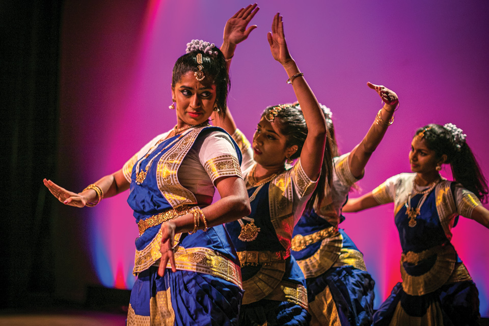 Omkara dance group