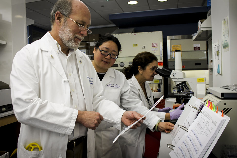 SLU's renowned scientists are at the forefront of COVID-19 vaccine development.